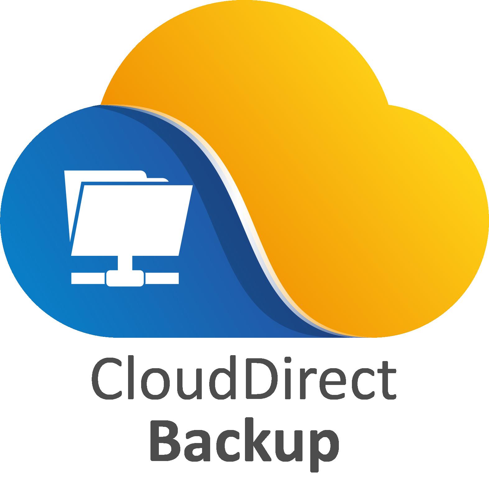 Logo CloudDirect Backup