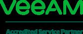 Logo Veeam - Accredited Service Partner