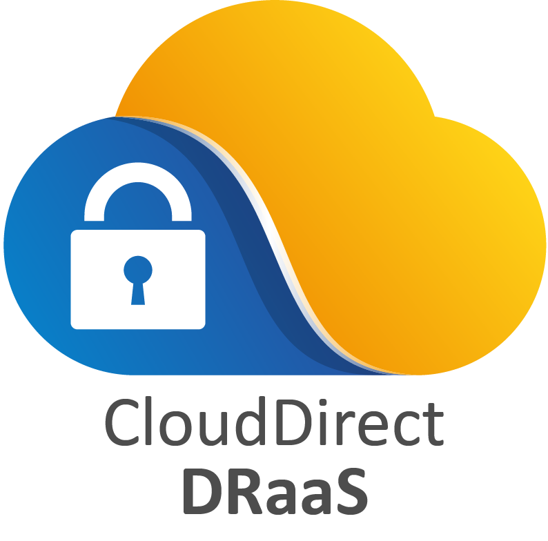 Logo CloudDirect DRaaS