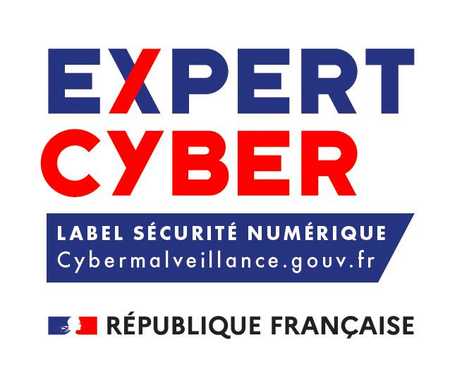 Logo Expert Cyber - Aviti obtient le label ExpertCyber