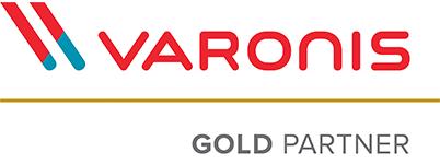 Logo Varonis - Gold Partner