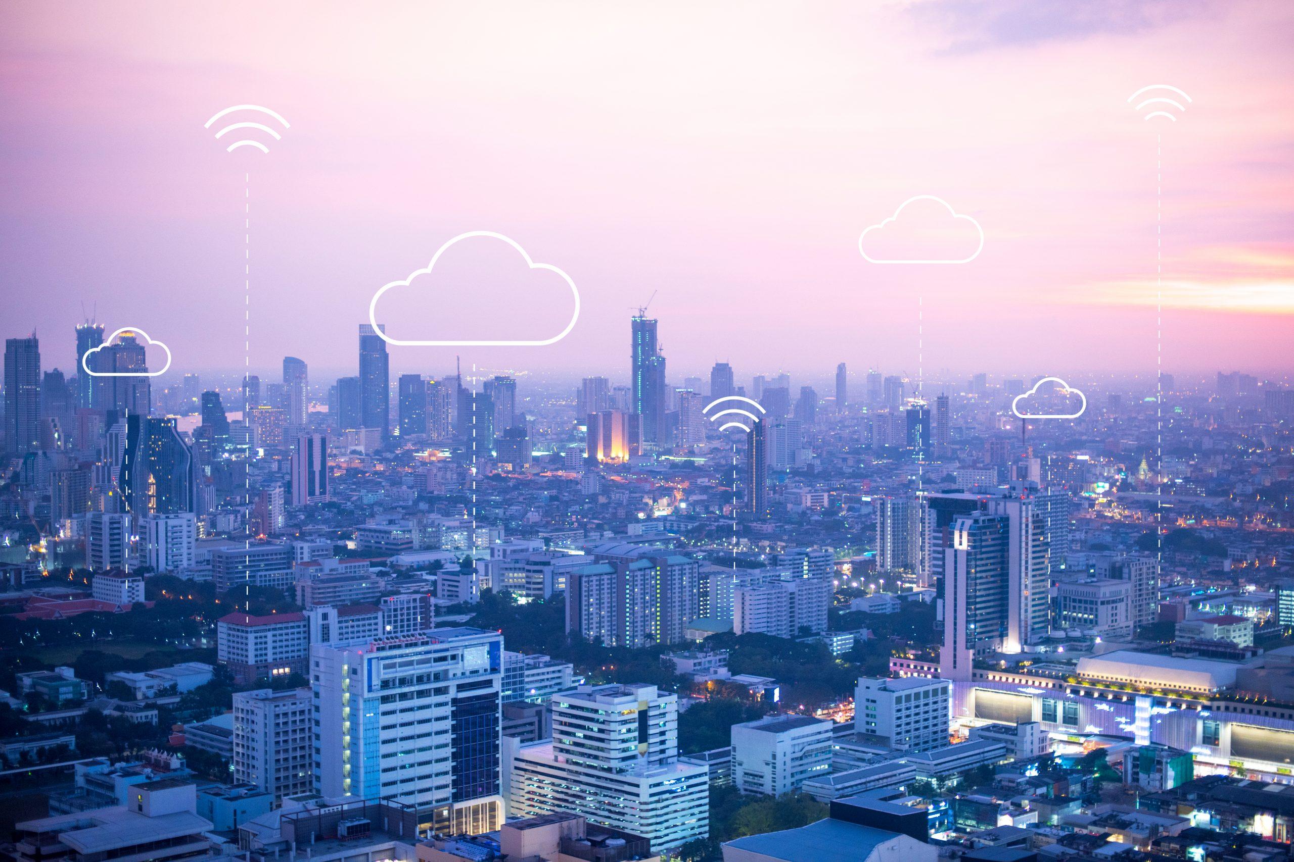 CloudDirect Connect est l'offre d'interconnexion de réseaux et de fourniture d'accès internet d'Aviti