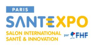 Logo Santexpo - Aviti sera présent au salon SANTEXPO